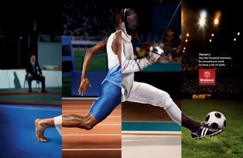 Спортивная обувь Bradesco
