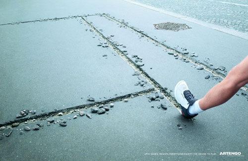 Artengo/теннисная обувь: Сопротивление всему кроме желания играть
