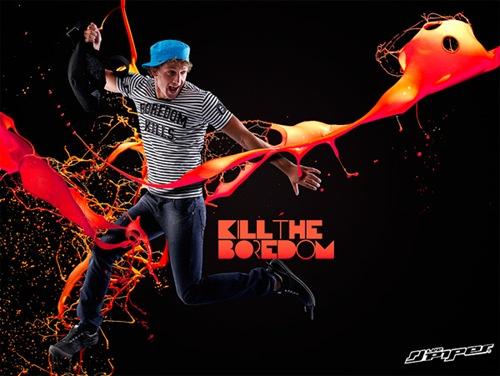Стильный постер стильного бренда Lee Pipes