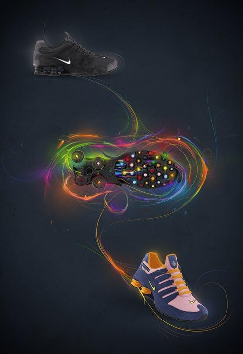 Еще один постер для Nike