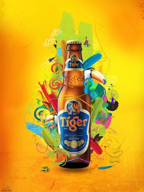 Пиво Tiger Beer