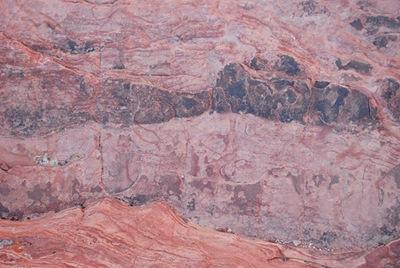 текстуры красных скал