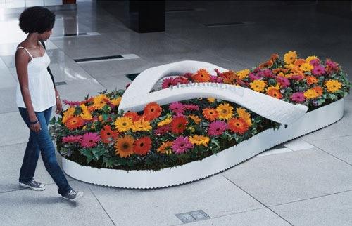 Обувь Havaianas: Цветник