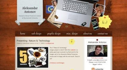 иллюстрации в хедере сайта