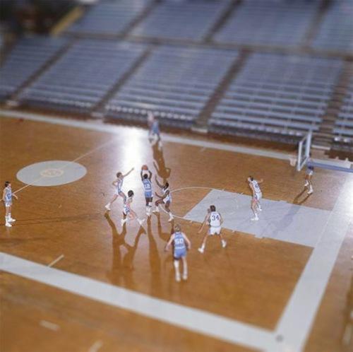 Миниатюрный баскетбол