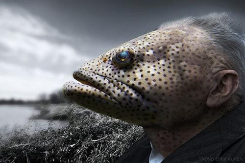 Рыбье лицо