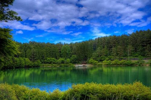 хдр озеро