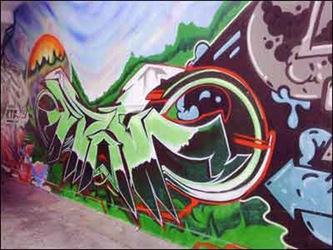 графити рисунки
