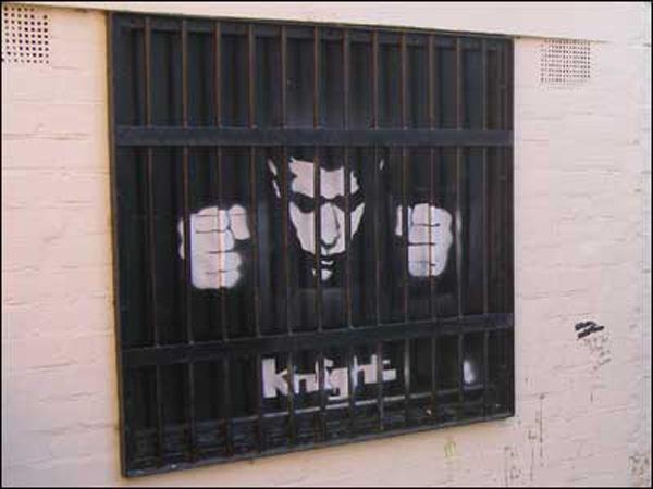 креативное графити