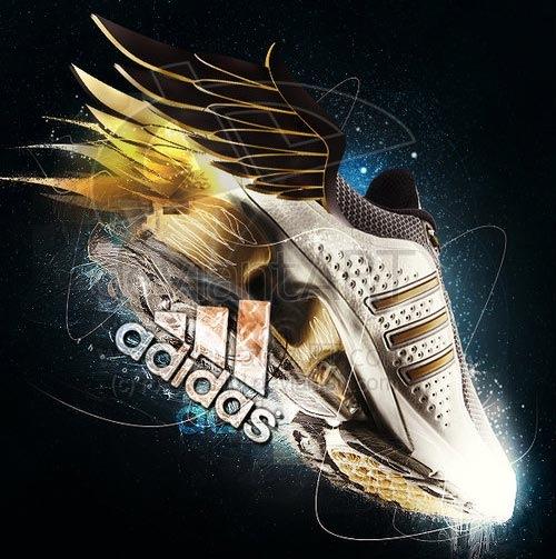 Креативная реклама Adidas