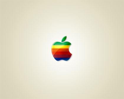 обои apple для мониторов