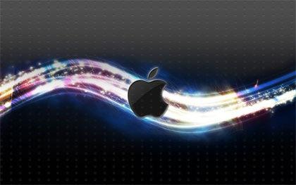 бесплатные обои apple