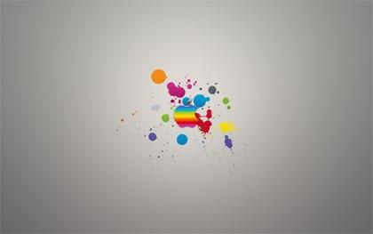 взрывные краски apple