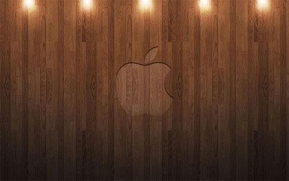 apple под дерево