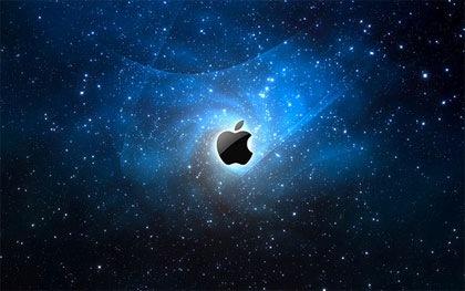 космический apple
