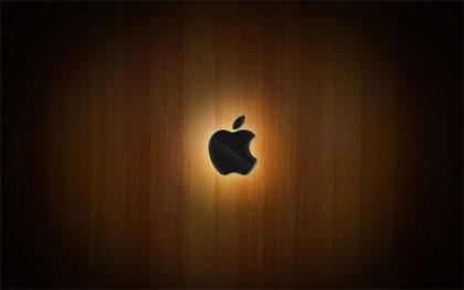 темный apple