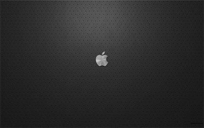 стильные бесплатные обои apple