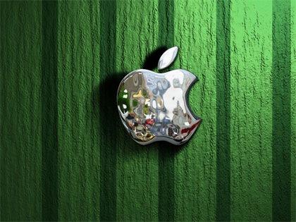 apple в металле