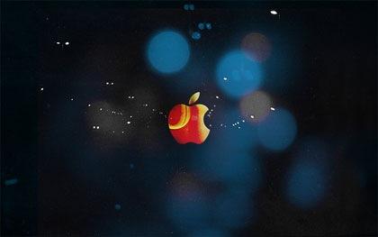 блеск apple