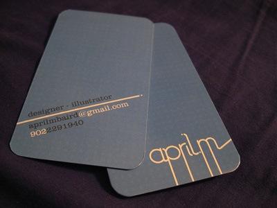 примеры дизайнов визиток