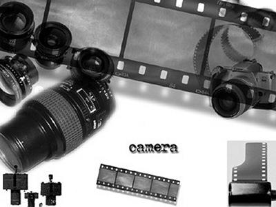 Части фотокамеры