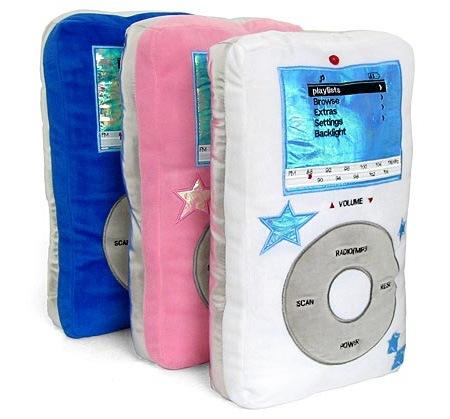 Подушки MP3 плееры