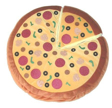 Подушка–пицца