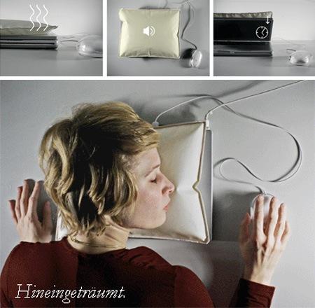 Подушка для ноутбука iSleep