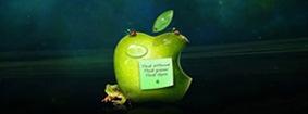 обои-apple