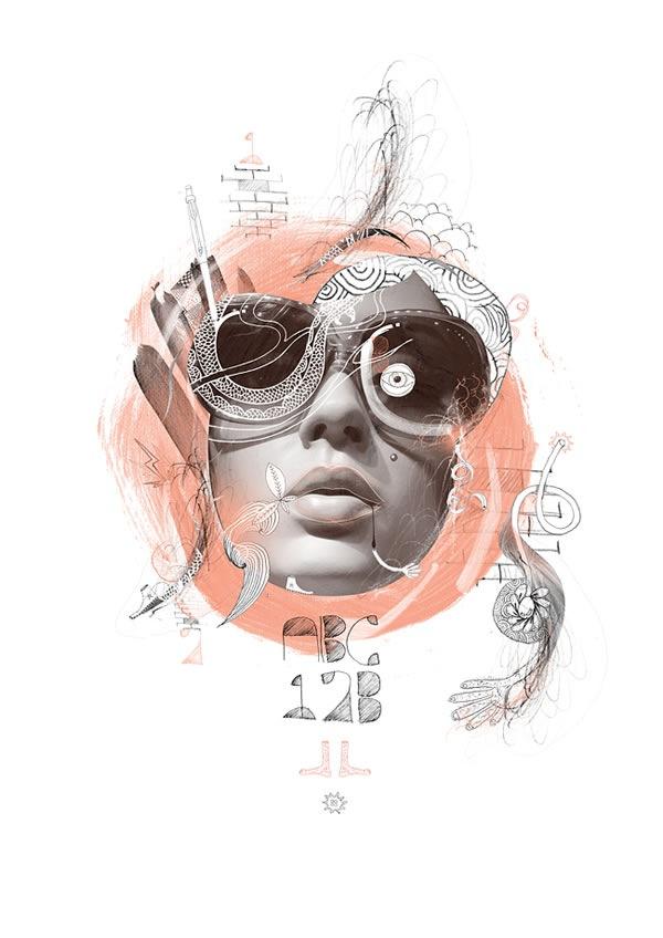 дизайны креативных художников