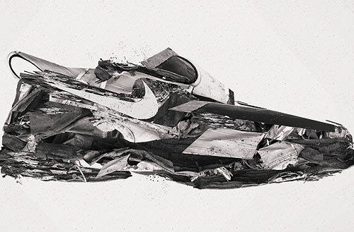 Nike защитит от окружающей среды