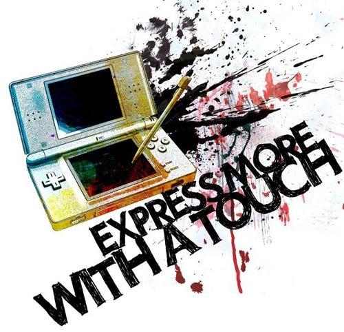 Рекламный постер Nintendo