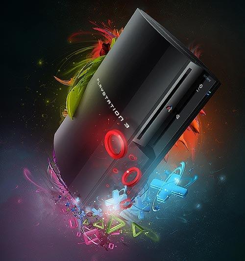Яркая запоминающаяся реклама Playstation 3