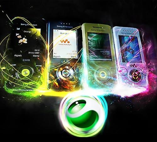 Телефон Sony Ericsson S500i