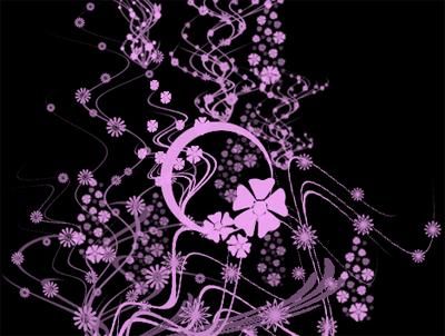 Еще один набор из 7 кистей цветов