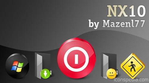 Иконки NX10