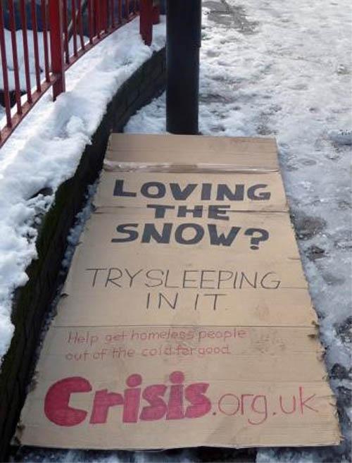 социальная реклама в кризис
