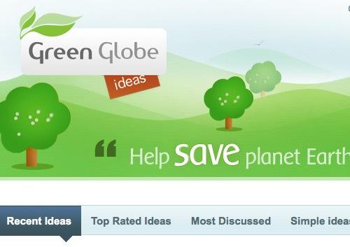 зеленый блог