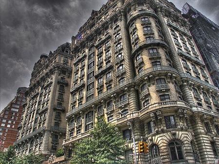 хдр фотографии зданий