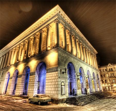Киевский оперный театр хдр
