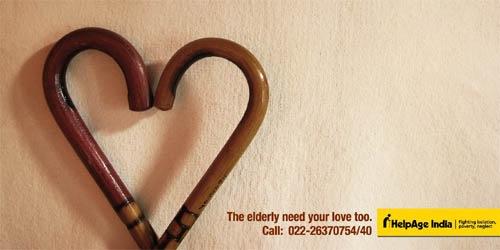 социальная реклама индийской организации