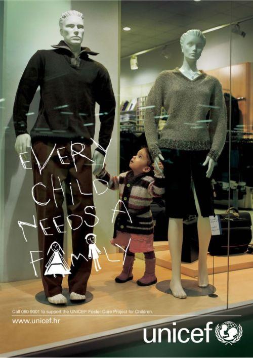 социальная реклама защиты детей