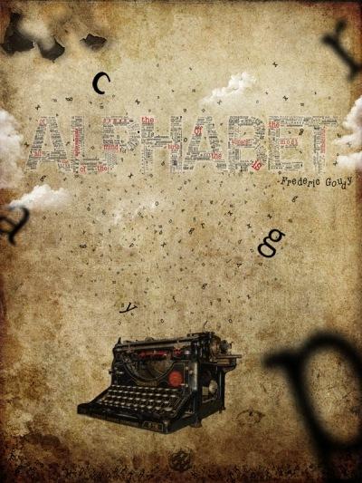 создание типографического постера