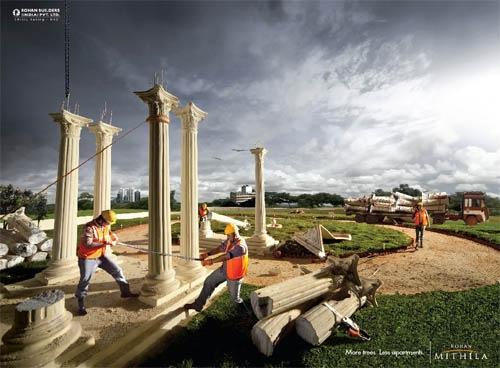 строительная реклама
