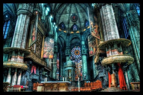 Кафедральный собор в хдр