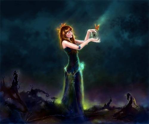 магия природы