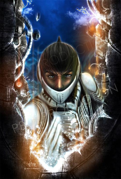 космический воин