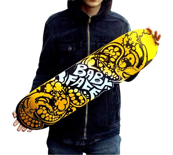 урбанистический дизайн скейтбордов