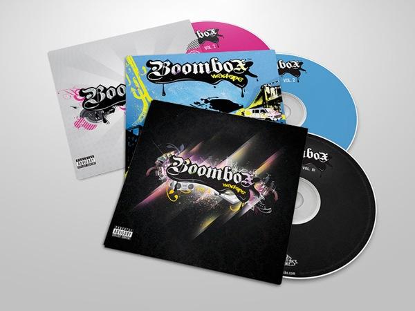 дизайн CD дисков