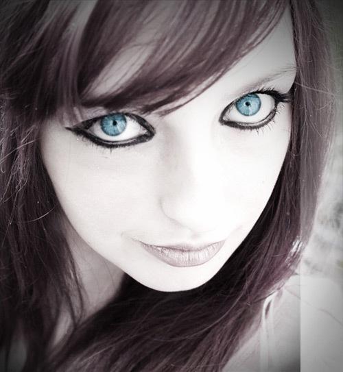 экшены цвета глаз